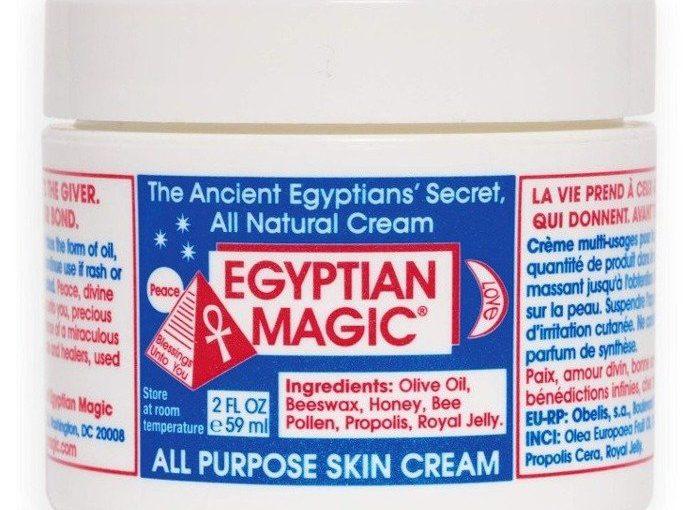Wielofunkcyjne działanie kremów Egyptian Magic