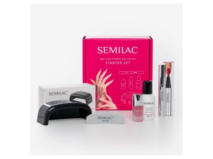 zestaw prezentowy One Step Hybrid Semilac