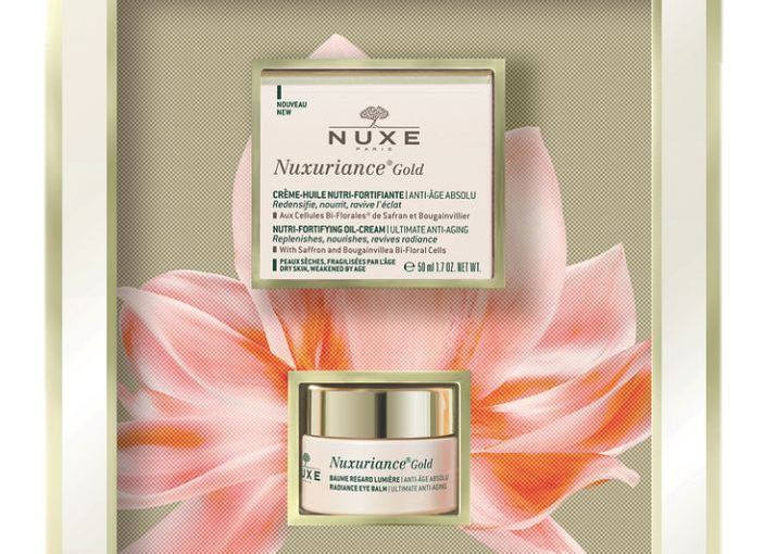 kosmetyki NUXE - zestaw na prezent