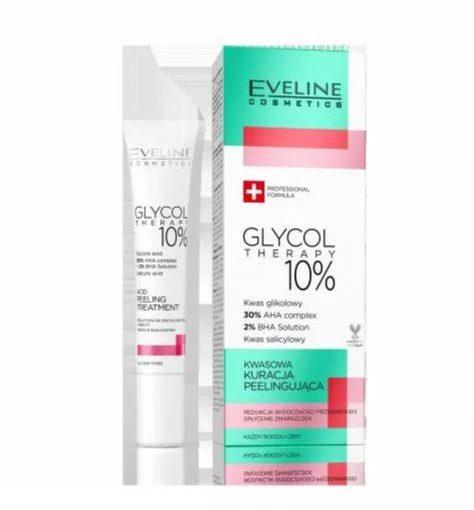 Innowacyjne kosmetyki z serii Eveline Glycol Therapy