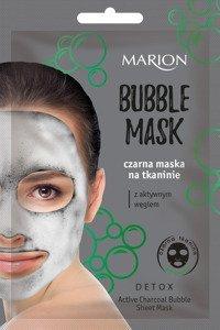 maska w płacie